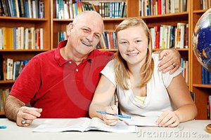 helping your teen child with homework